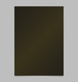 geometrical halftone dot pattern background vector image vector image
