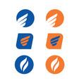 sport-logo-set vector image