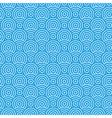 Abstract circle seamless texture vector image