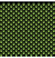 Green flake switching position background vector image vector image