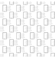 Mobile app Technology abstract seamless pattern vector image