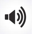 classic audio speaker icon max volume