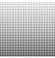 halftone dots pattern vector image