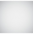 white metal background vector image vector image
