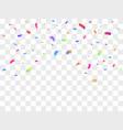celebration background template vector image