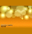 realistic abstract bokeh light colorful background vector image
