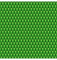 Green Scales Seamless Pattern Texture Stock vector image vector image