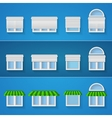 Icons for windows vector image vector image