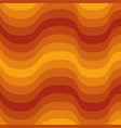 orange and brown lava layer pattern background vector image