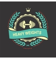 Sports logo vector image vector image
