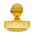 servicepoint vector image vector image
