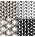set pattern - geometric simple modern texture for vector image