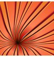 abstract spiral background vector image vector image