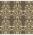 Classic style Acanthus pattern vector image vector image