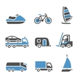 Transport Icons - A set of third
