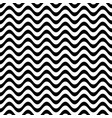 website seamless wavy line pattern vector image vector image