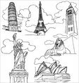 World landmark vector | Price: 1 Credit (USD $1)