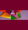 abstract background colorful minimal abstract vector image