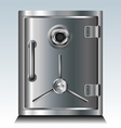 Metal safe vector | Price: 1 Credit (USD $1)