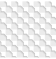 seamless pattern with a cut paper vector image