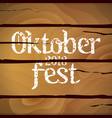 three horizontal poster to oktoberfest festival vector image