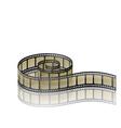 film strip vector image