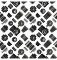 Photo lens pattern vector image