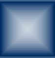 blue gradient pyramid abstract background vector image
