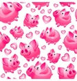 piggy bank background seamless