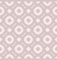 simple seamless pattern in trendy pastel colors vector image vector image