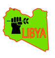 stop military operations in Libya vector image