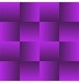 Purple line shaded geometric seamless pattern vector image