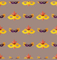 authentic seamless pattern venetian painted vector image vector image
