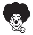 Clown1 vector image vector image