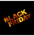 black friday 10 eps vector image vector image