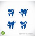 Dentist Symbols vector image
