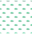 Pickup pattern cartoon style vector image