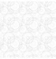 Seamless background pattern of haotic placed gray vector image vector image