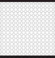 polygon background seamless pattern modern vector image