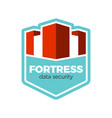 fortress logo concept
