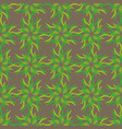 seamless abstract vintage gray green pattern vector image vector image