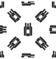 grey bottles wine icon isolated seamless vector image
