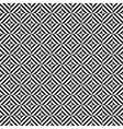 Geometric pattern with stripes - seamless vector image vector image