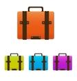 icon portfolio vector image vector image