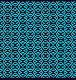 seamless pattern ornament lines and curls vector image vector image