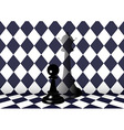 dream of pawns vector image vector image