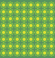 seamless pattern green background vector image vector image