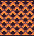 asian seamless abstract pattern vector image vector image