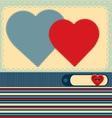 love photo album vector image