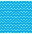 Wavy Lines Seamless Pattern vector image vector image